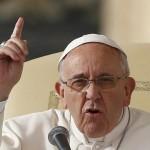 Pope-preaching