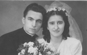 Greek Catholic Priest and Wife