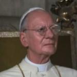 Sir John Gielgud as Pius XII