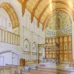 Proposed Restoration of Chapel at Josephinum Seminary