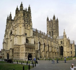 Canterbury Cathedral - Mother Church of the Church of England