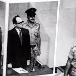 Adolph Eichmann on Trial