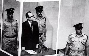 Adolph Eichmann on Trial