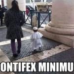 mini pope