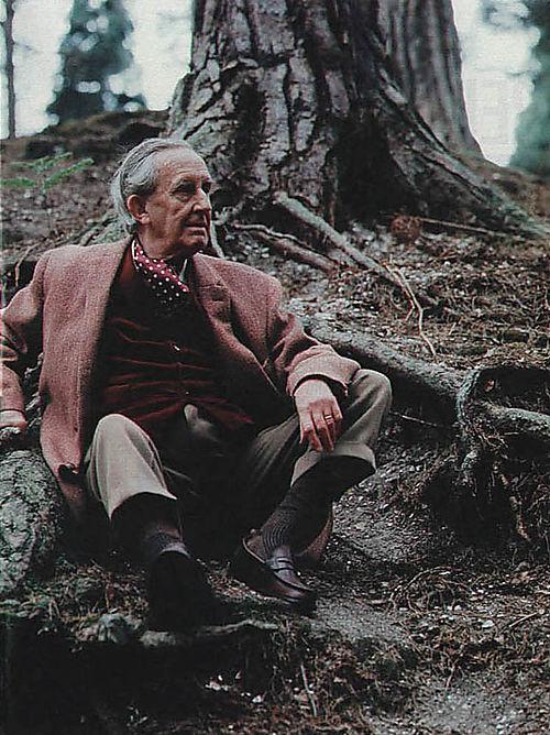 Jrr Tolkien inspirieren jugendlich