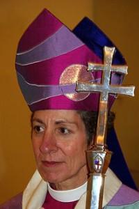ECUSA Presiding Bishop Katherine Jefferts Schori