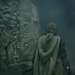 Aragorn Enters the Paths of the Dead