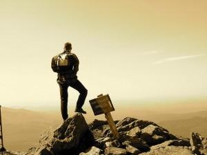 Climbing Mount Chastity