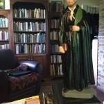 New statue of St Edmund Campion