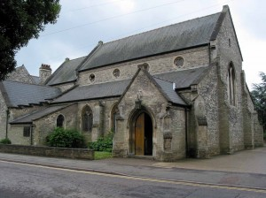 The Church of St Etheldreda, Ely