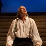 Jasper Britton as Barabas in  the RSC production of 'The Jew of Malta'