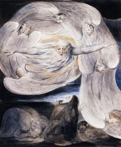 William Blake - God