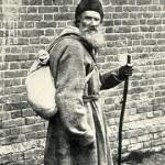 Leo Tolstoy as a pilgrim
