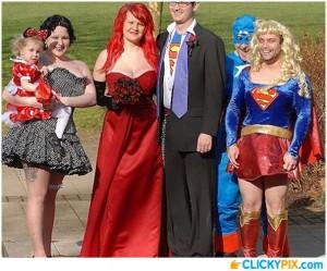 Weird Wedding