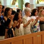 new mass