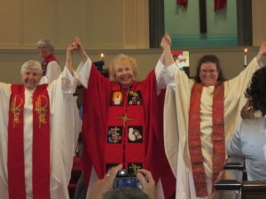 Women Priests?