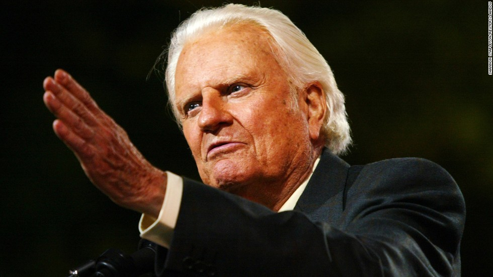 Pope Francis and Billy Graham | Fr. Dwight Longenecker