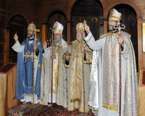 Bishops of the Celtic Orthodox Church