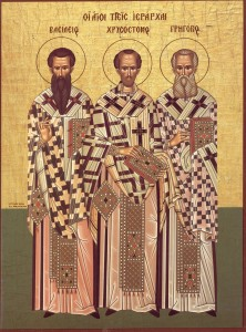 The Cappadocian Fathers