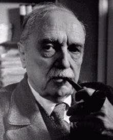 Grandfather of all modernist intellectuals Rudolf Bultmann