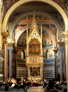 The Basilica of St John Lateran