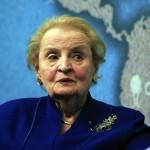Madeleine Albright Believes in Hell!