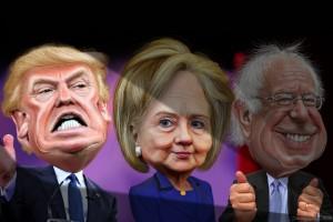 web-trump-clinton-sanders-illustration-donkeyhotey-cc