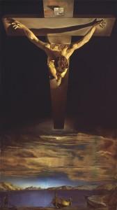 crucifixion dali