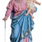 Praying the Hail Mary for Spiritual Warfare