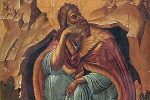 Elijah in the Cave at Horeb
