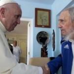 Francis: Castro's Pope?