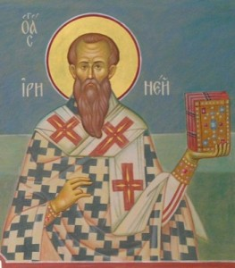 St Ireaeus of Lyon