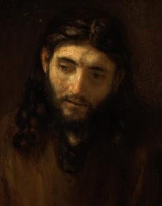 rembrandt christ