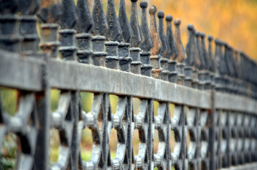 wrought-iron-fence
