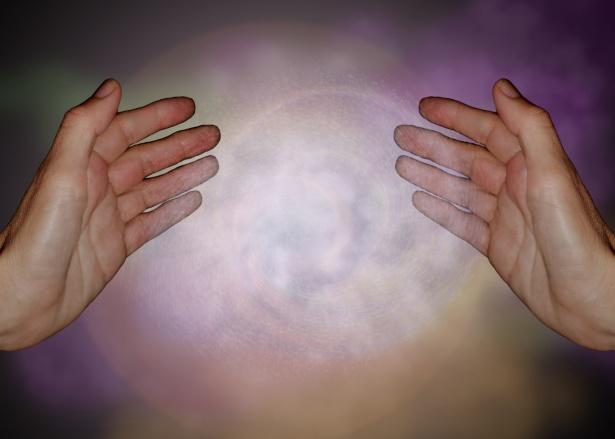 Reiki or shamanic energy