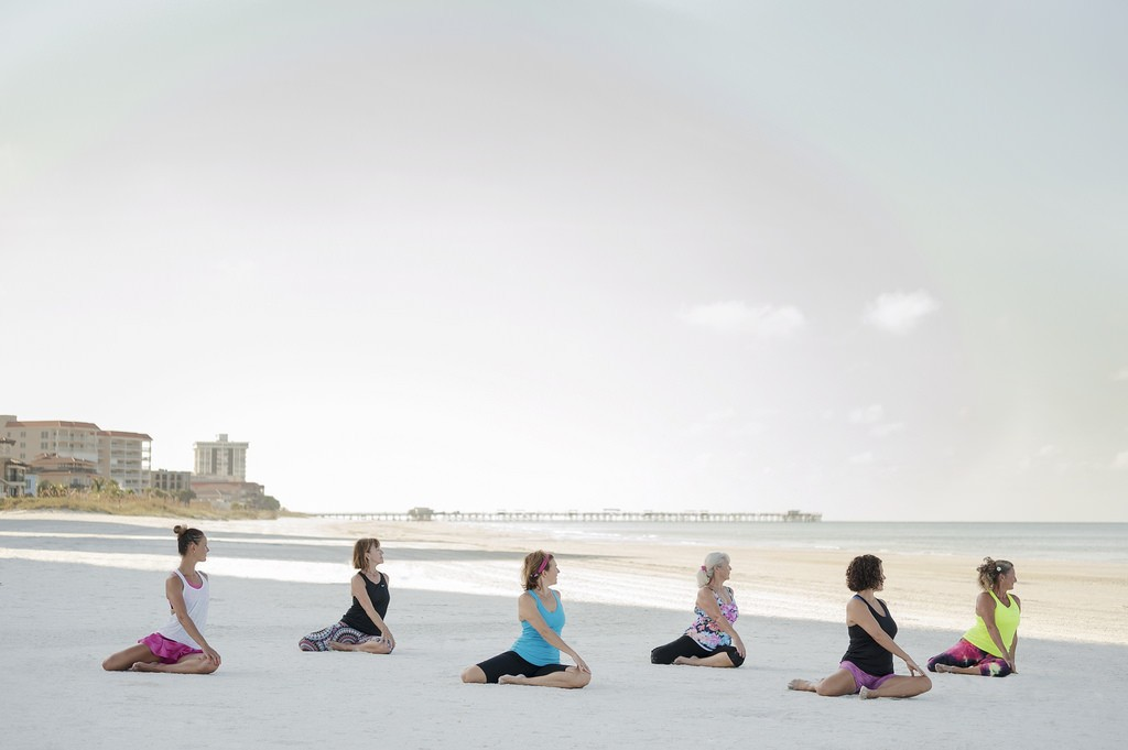 yoga retreat beach paganism wicca similarities
