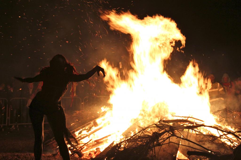 Beltane Fire festival harry potter hogwarts ball