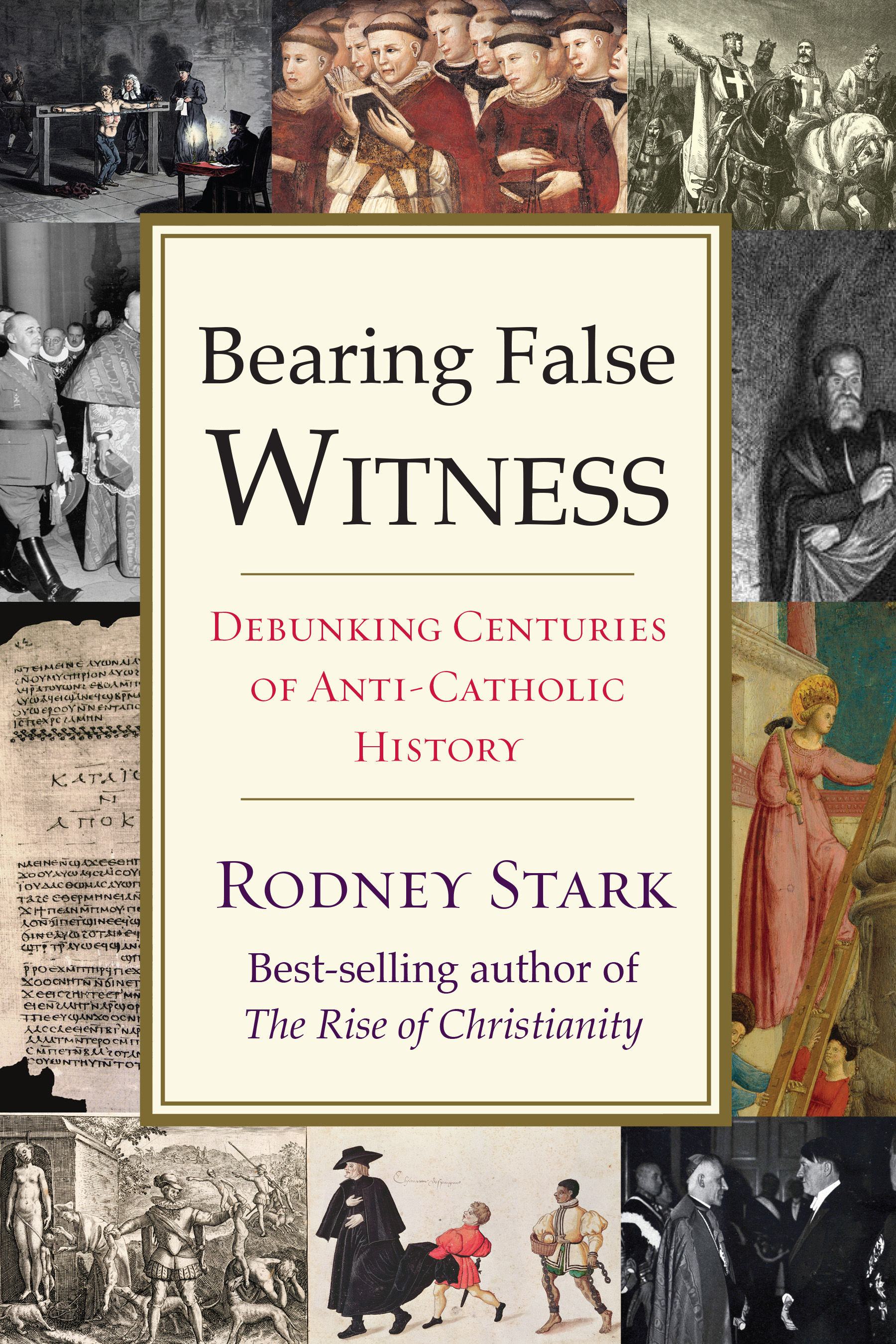 rise of christianity by rodney stark Reconstructing the rise of christianity: the role of women 23 1 by eusebius are unknown (stark 1984, 1994 stark and bainbridge 1985) clearly, then, the rise of christianity could easily have been accomplished in ac.
