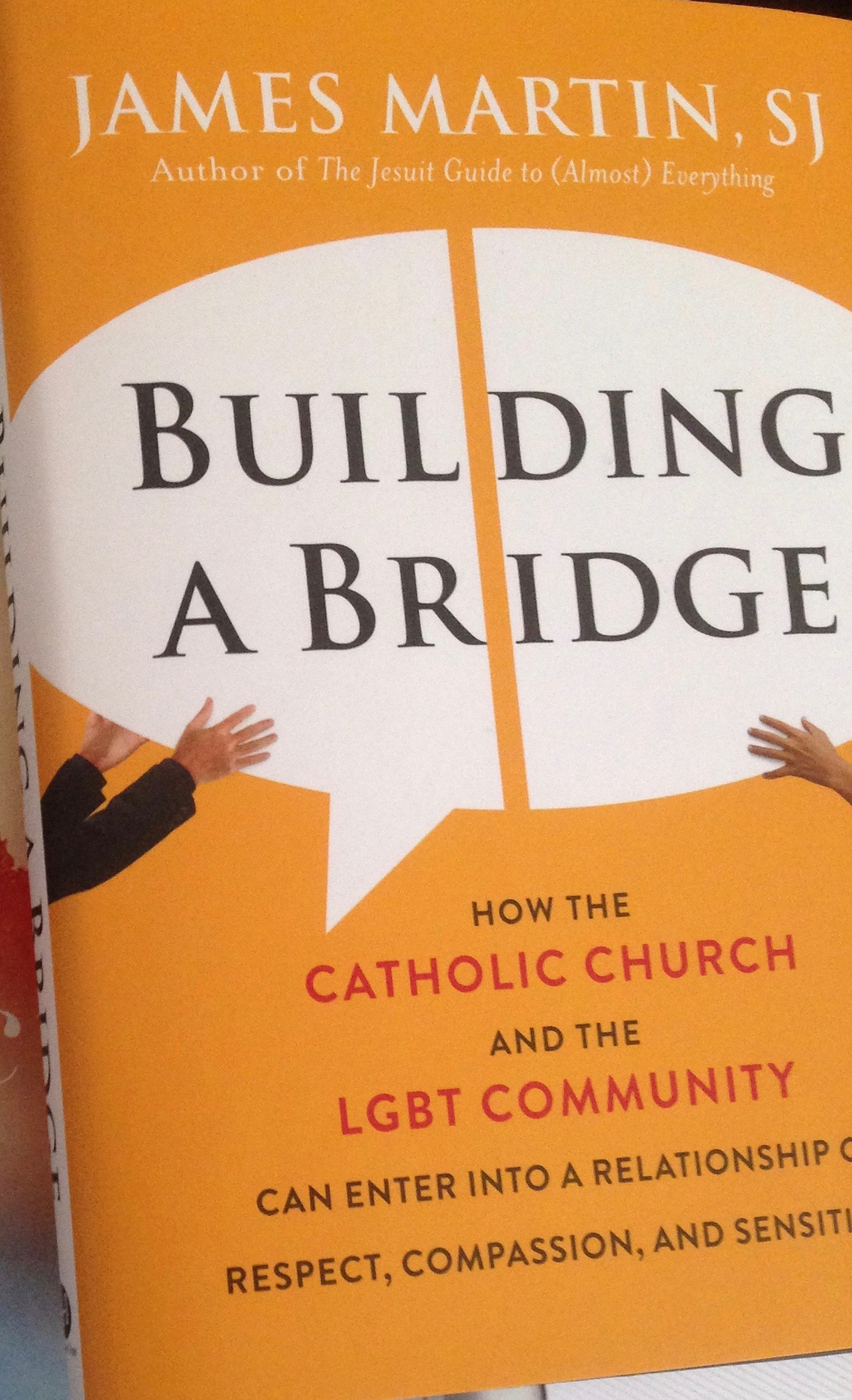 Building a Bridge: The Church and the LGBT Community Deserve Better