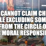 Circle of Moral Responsibility