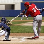 Angels Brewers Spring Baseball.JPEG-06338