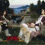 Waterhouse,_John_William_-_Saint_Cecilia_-_1895_