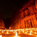 Petra By Night with Peter West Carey