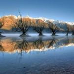Lake Wakatipu, New Zealand -- Photograph by Brad Grove