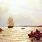 Hans_Gude--Innseilingen_Til_Christiania--1874[1]