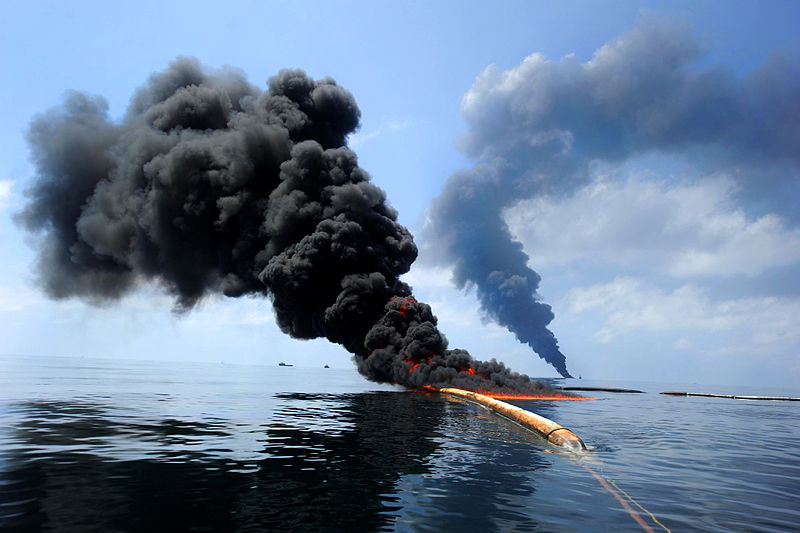 another oil spill? we need to change our lives