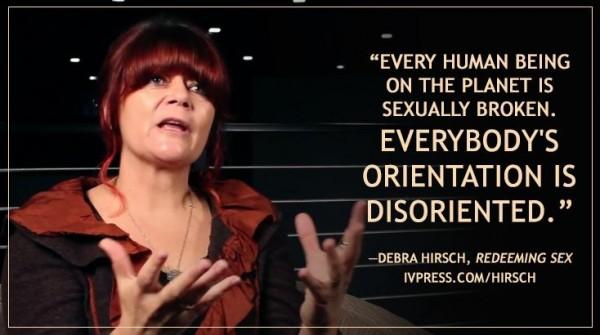Deb hirsch homosexuality