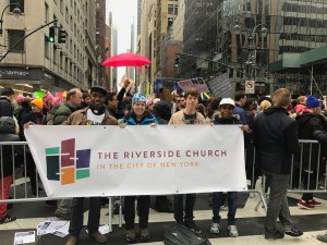 TRC at Womens March NYC 1.21.17
