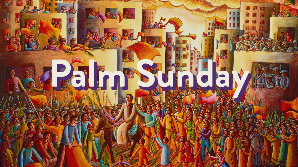 01 Palm Sunday