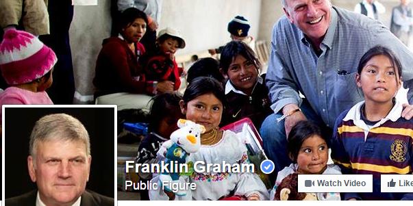 Franklin Graham, Islam, and the Future of Progressive Christianity
